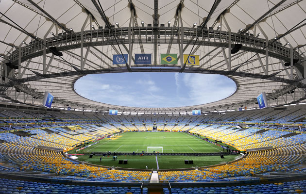 Ground Maracana Stadium - Copa America 2019