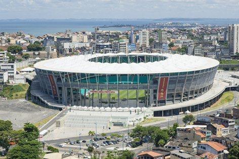 Itaipava Arena Fonte Nova - Copa America 2019