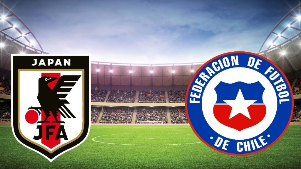 Japan Vs Chile Copa America match live stream