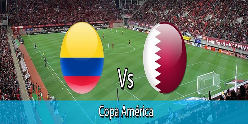Qatar vs Colombia copa america match live stream