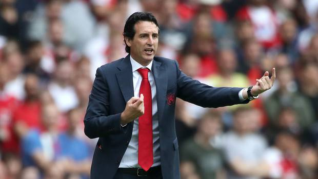 Unai Emery salary