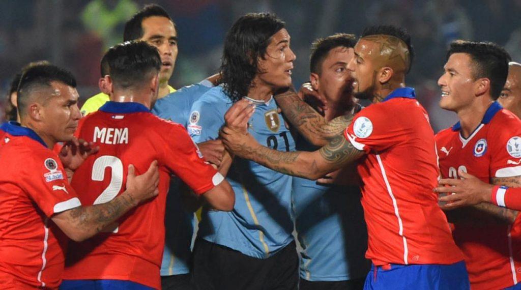 chile vs uruguay live stream copa america