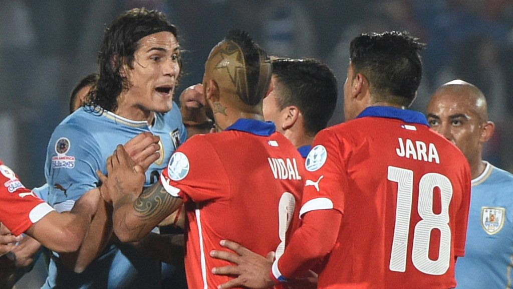 chile vs uruguay, preview, prediction, head to head, details