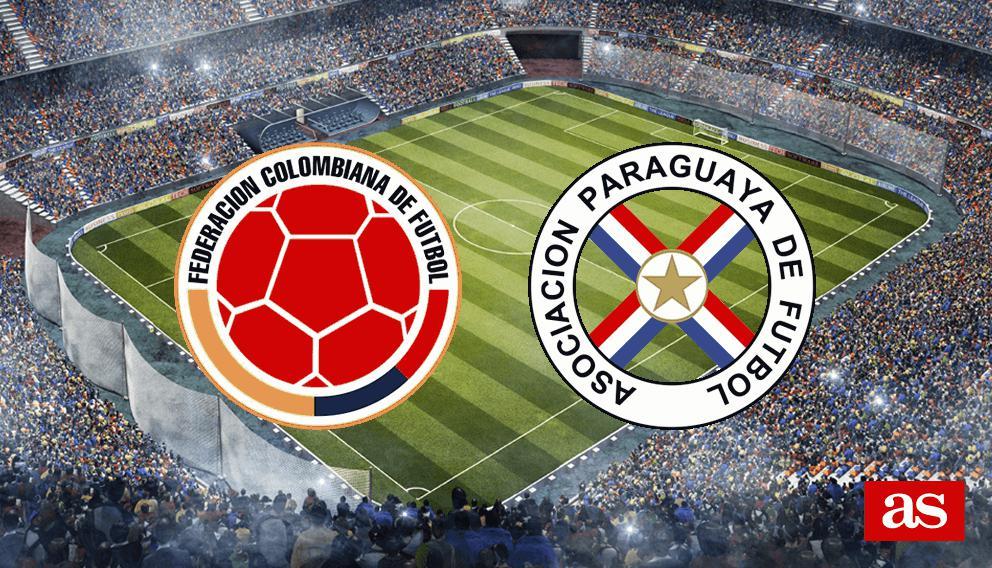 paraguay vs colombia copa america live stream