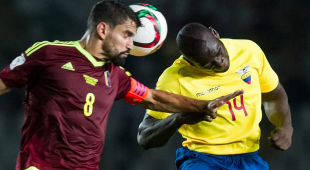 venezuela vs ecuador friendly match live streaming