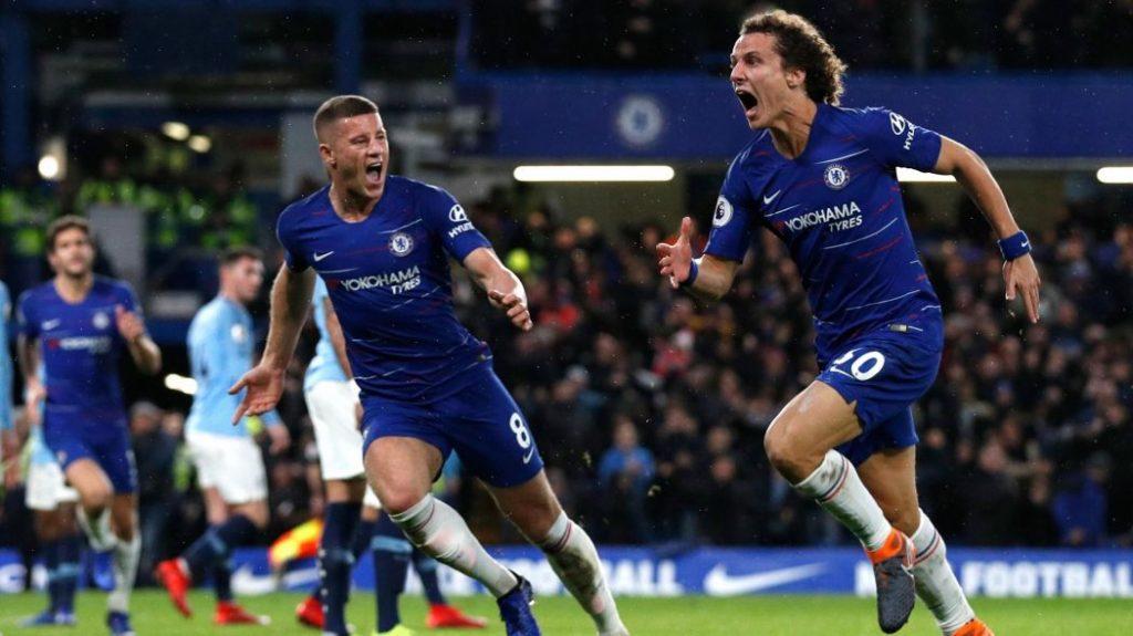 Chelsea Vs Reading friendly match