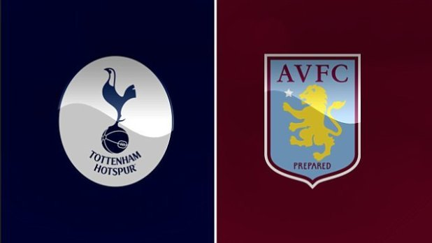 tottenham hotspur vs aston villa premier league