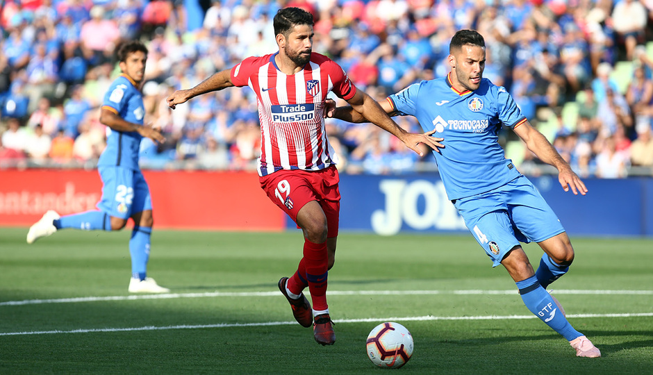 Atletico Madrid vs Getafe La Liga Live Streaming