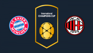 Bayern Munich vs AC Milan match live streaming