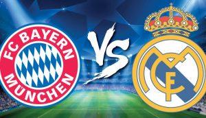 Bayern Munich vs Real Madrid match preview prediction