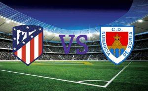 Numancia Vs Atletico Madrid friendly match live stream