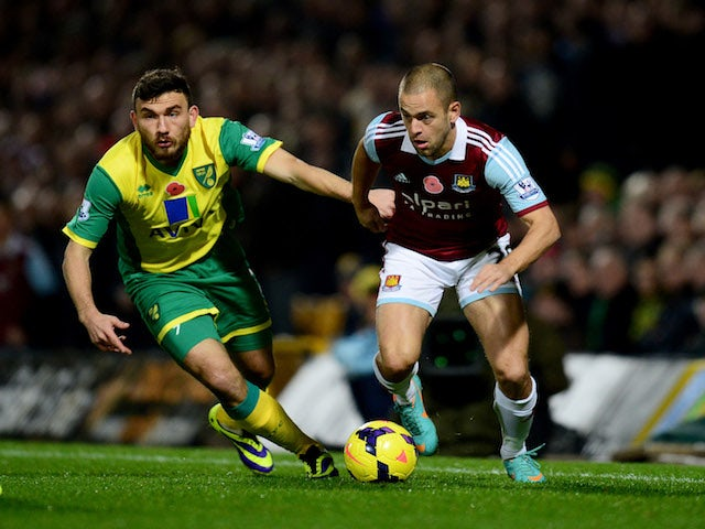 West Ham United vs Norwich City live streamin