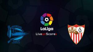 Alaves vs Sevilla match live streaming