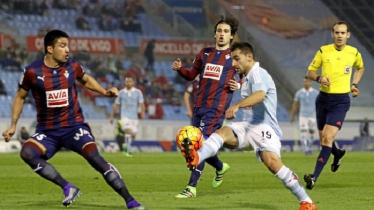 Eibar vs Celta Vigo Match Live Streaming