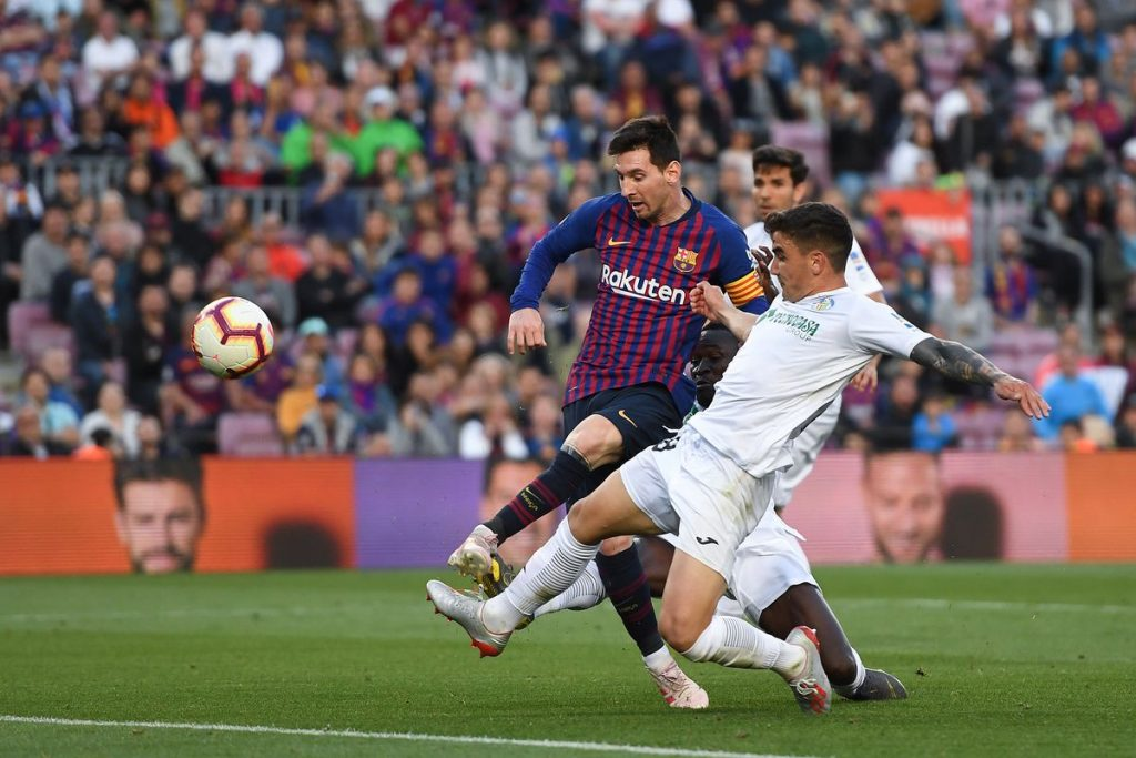 Getafe vs Barcelona match prediction1