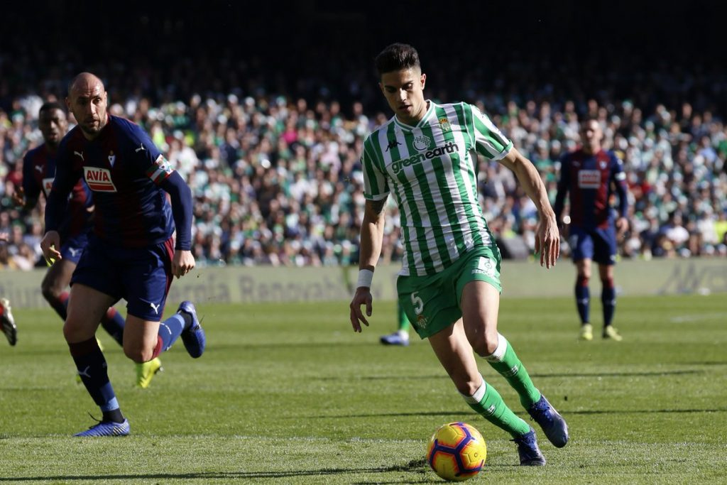 Real Betis vs Eibar match live streaming1