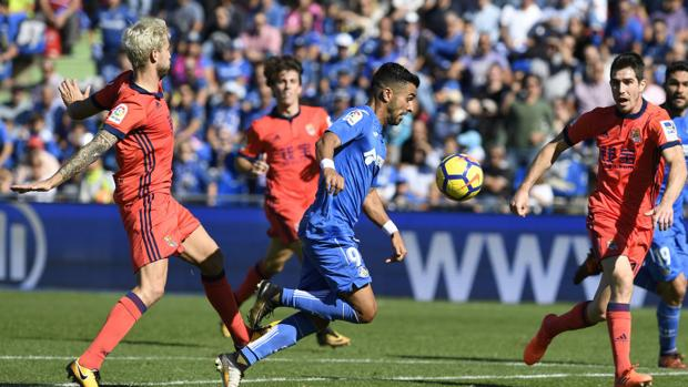 Real Sociedad vs Getafe match live streaming1
