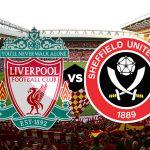 Sheffield United vs Liverpool match live streaming