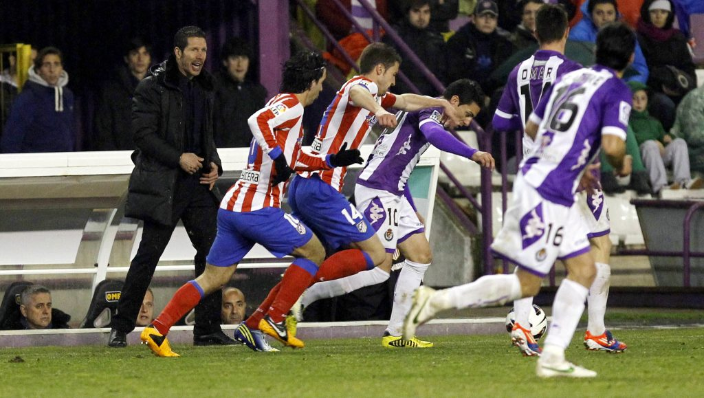 Valladolid vs Atletico Madrid match live streaming1