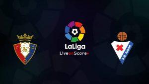 Valladolid vs Osasuna match live streaming