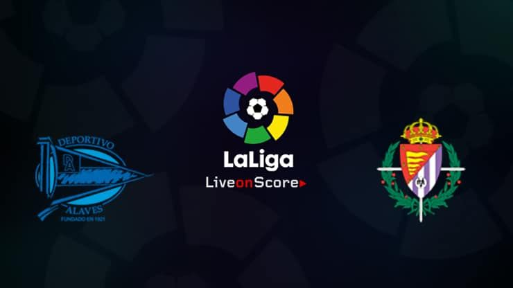 Alaves vs Valladolid match live streaming