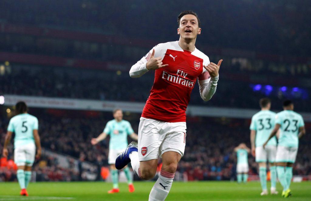 Arsenal vs Bournemouth match live streaming1