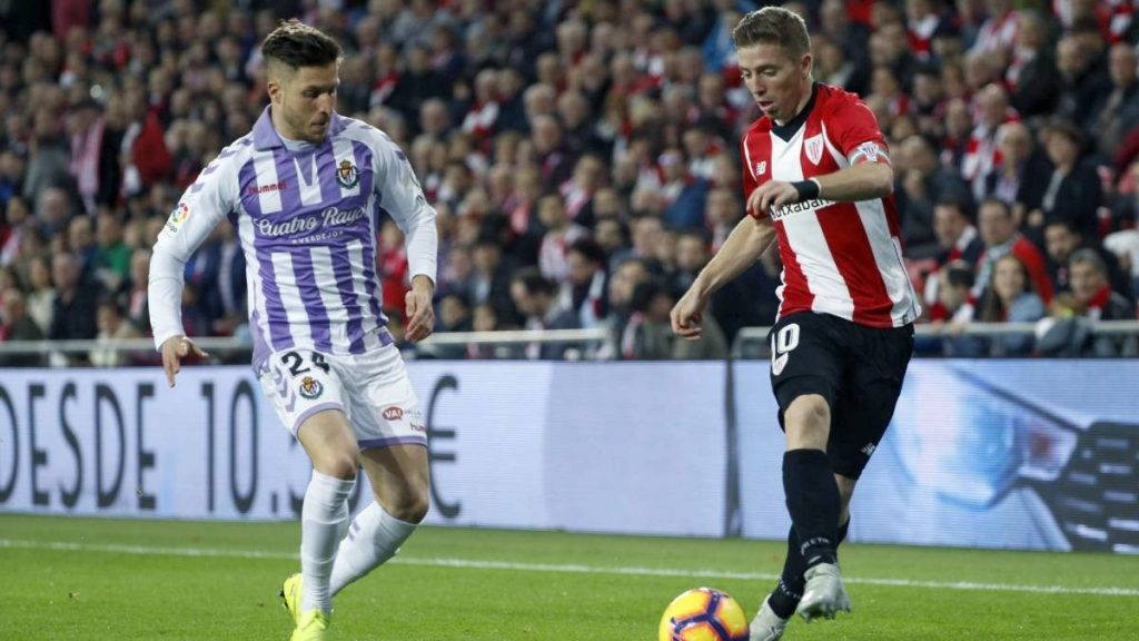 Athletic Bilbao vs Real Valladolid match live streaming1