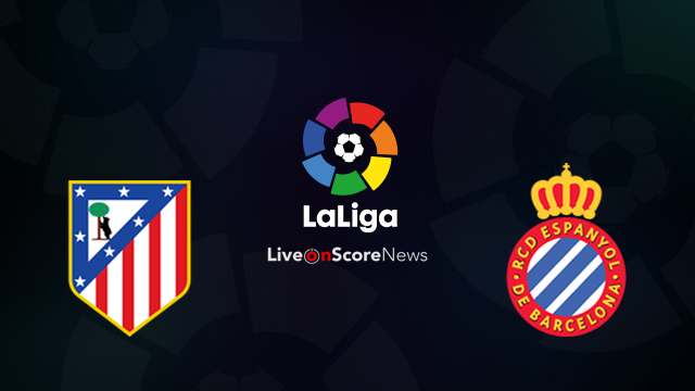 Atletico Madrid vs Espanyol match live streaming