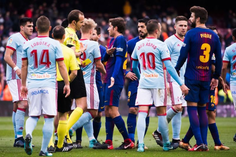 Barcelona vs Celta Vigo match live streaming1
