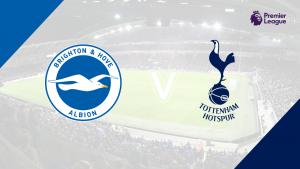 Brighton vs Tottenham match live streaming