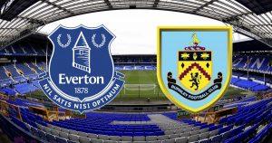 Burnley vs Everton match live streaming