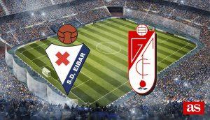 Eibar vs Granada match live streaming