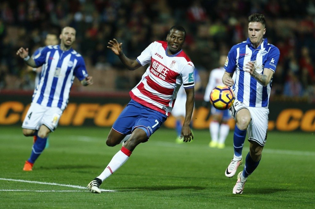 Granada vs Alaves match live straming