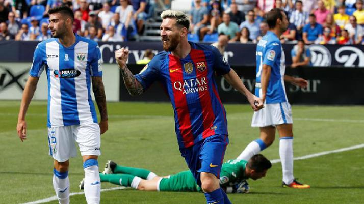 Leganes vs Barcelona match live streaming