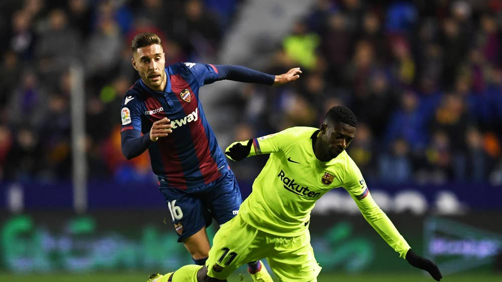 Levante vs Barcelona match live streaming1