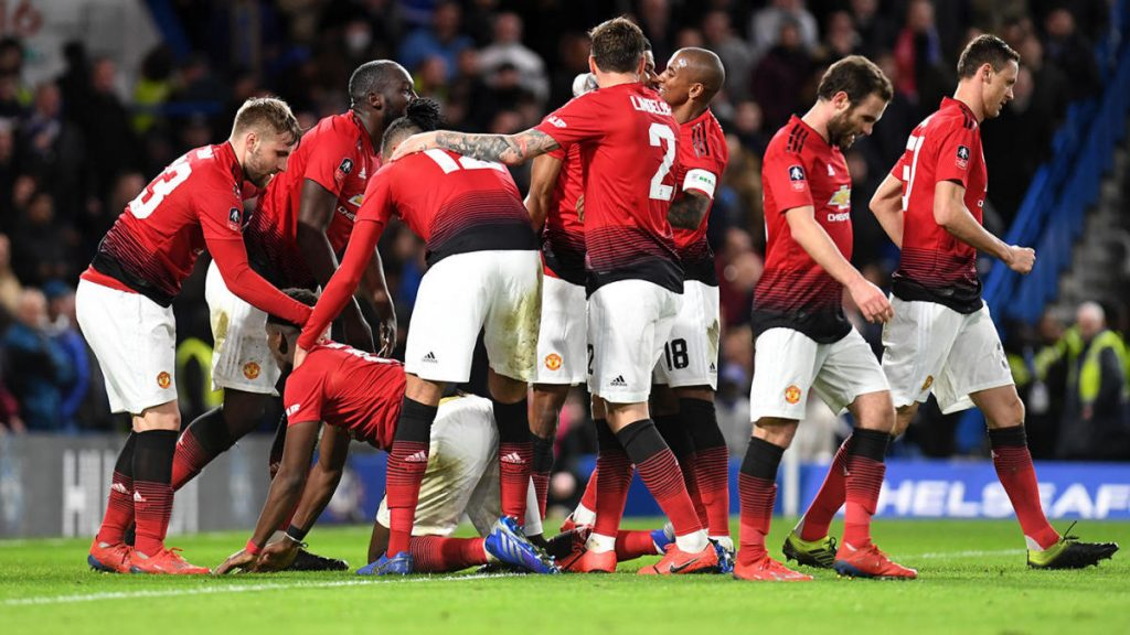 Manchester United vs Arsenal live streaming