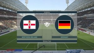Northern Ireland vs Germany match live streaming