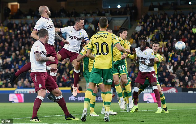 Norwich City vs Aston Villa match live streaming1