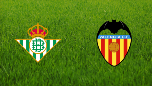 Real Betis vs Valencia match live streaming
