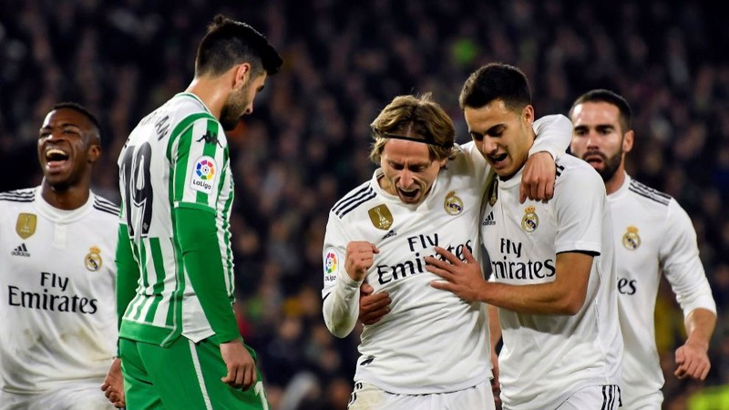 Real Madrid vs Real Betis match live streaming 1