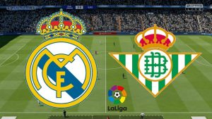 Real Madrid vs Real Betis match live streaming