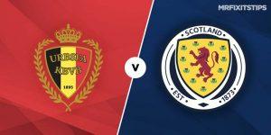 Scotland vs Belgium match live streaming