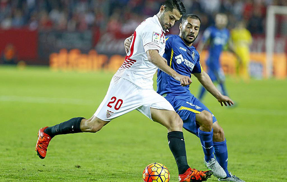 Sevilla vs Getafe match live streaming.1jpg