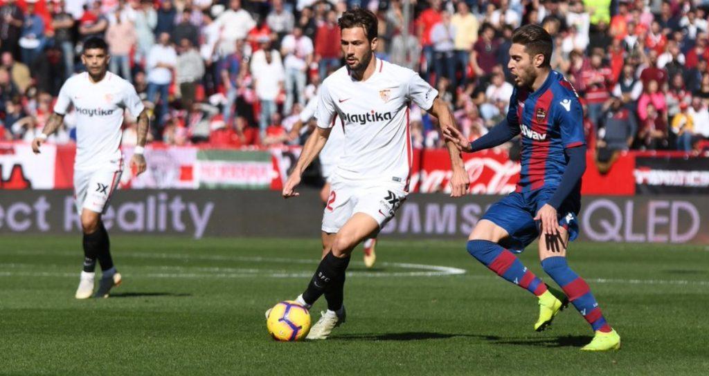 Sevilla vs Levante match live streaming1