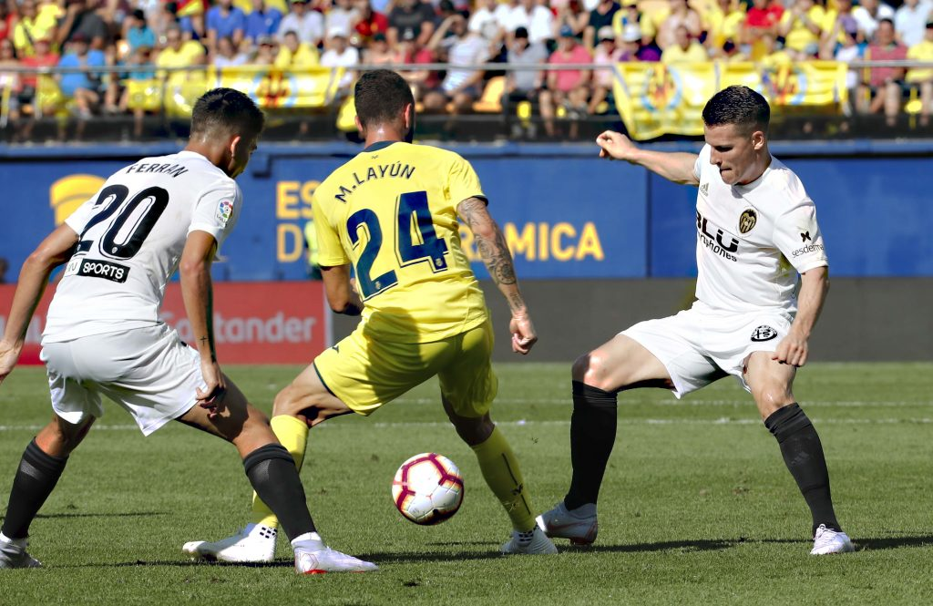 Valencia Vs Villarreal match live streaming1