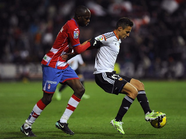 Valencia vs Granada match live streaming1