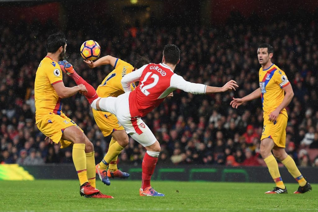 Arsenal vs Crystal Palace match preview1