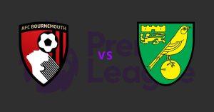 Bournemouth vs Norwich City match live streaming