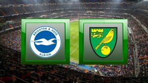 Brighton vs Norwich match live streaming