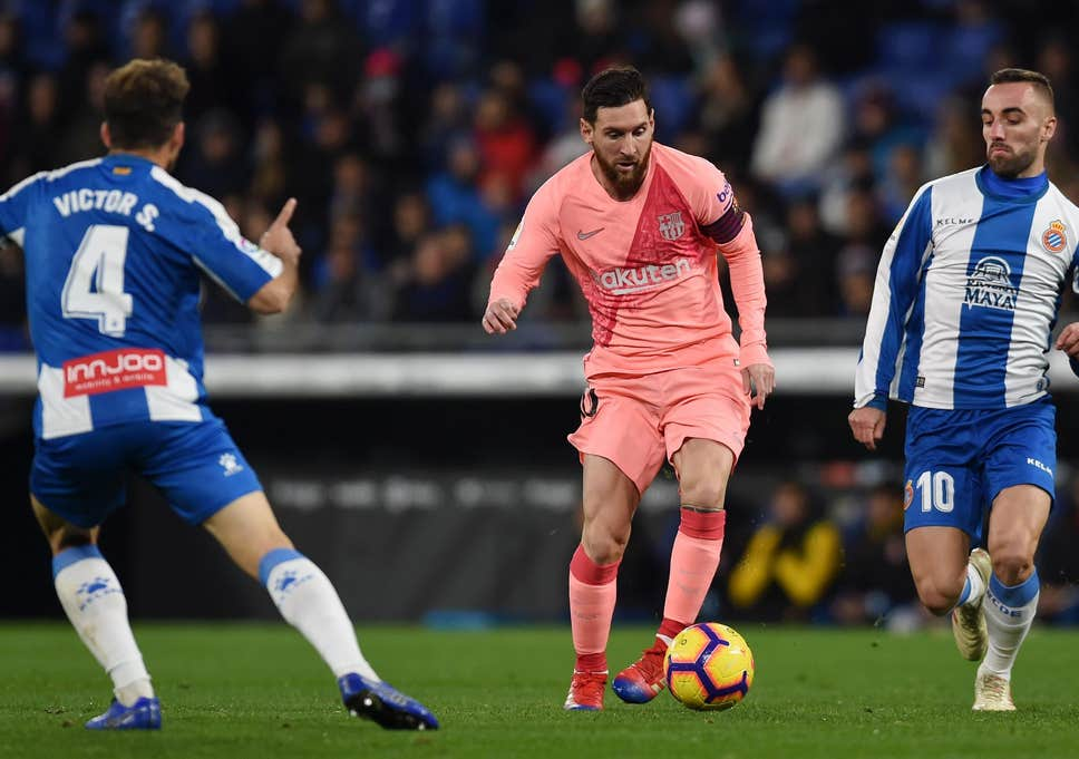 Espanyol vs Barcelona match live streaming